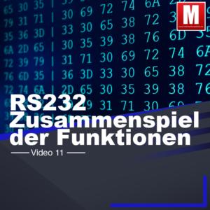 Video 11 Teil 4 Über die serielle Schnittstelle RS232 in Automation Studio