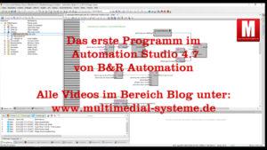 Video 5  Erstellung des ersten Programmes